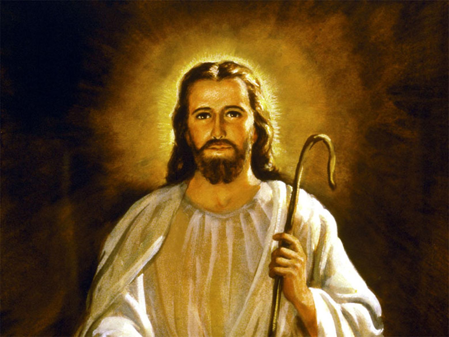 Published 14 April 2011 at 1559 × 1169 in PUISI : Gambar Tuhan Yesus