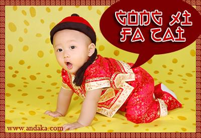RENUNGAN : Gong Xie Fat Cai