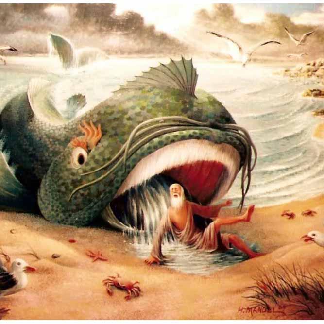 RENUNGAN : Yunus Di Perut Ikan – PENDOA SION Blog's
