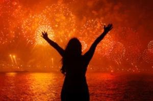 Menggapai tahun baru