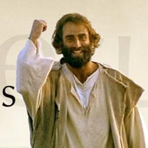 Yesus senyum