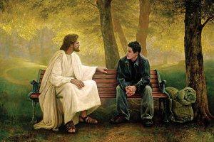 Yesus Juru Selamat beban