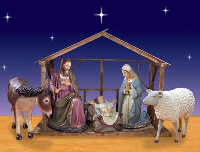 Hasil gambar untuk gambar kelahiran yesus