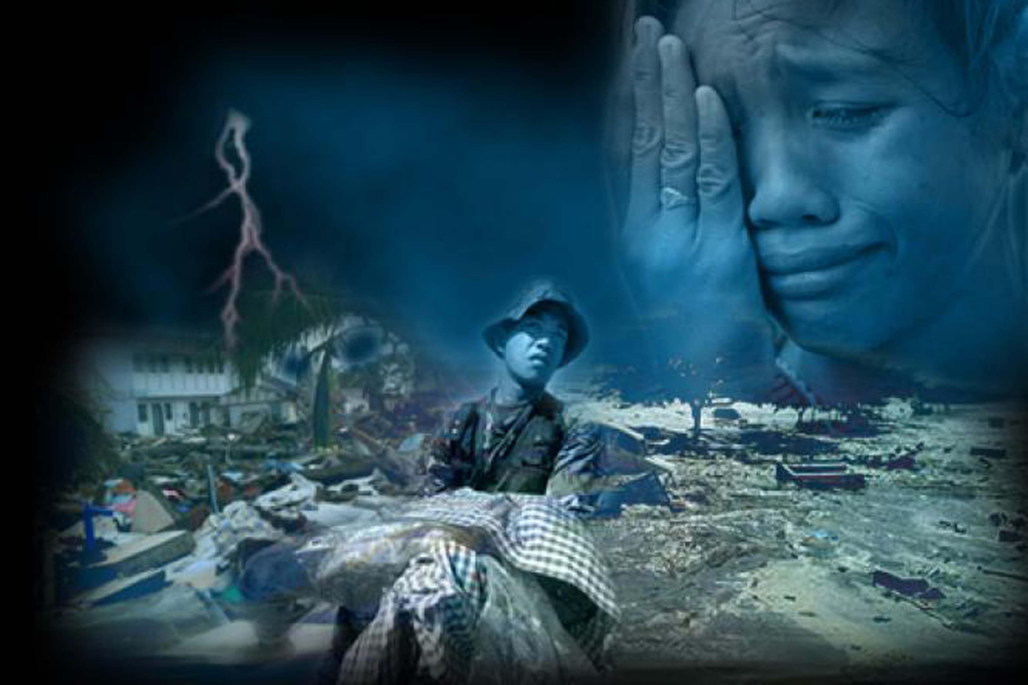 Puisi Bencana Melanda Indonesia Pendoa Sion Blog S