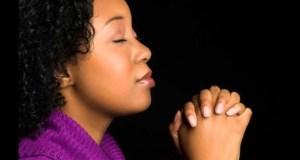 berdoa malam