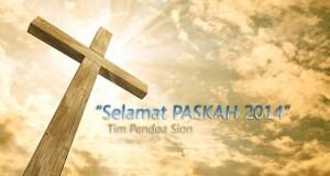 Paskah Sion 2014
