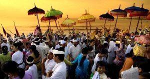 Perayaan Hari Raya Nyepi