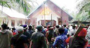 Kerusuhan di Singkil